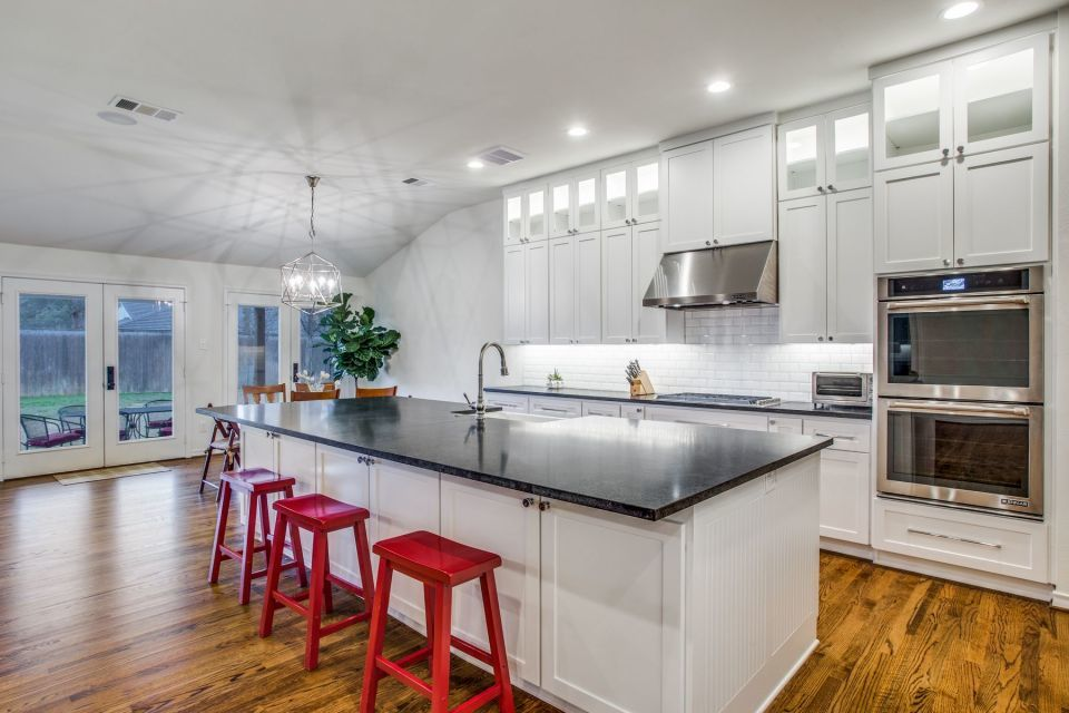 planning a kitchen remodel for thanksgiving?