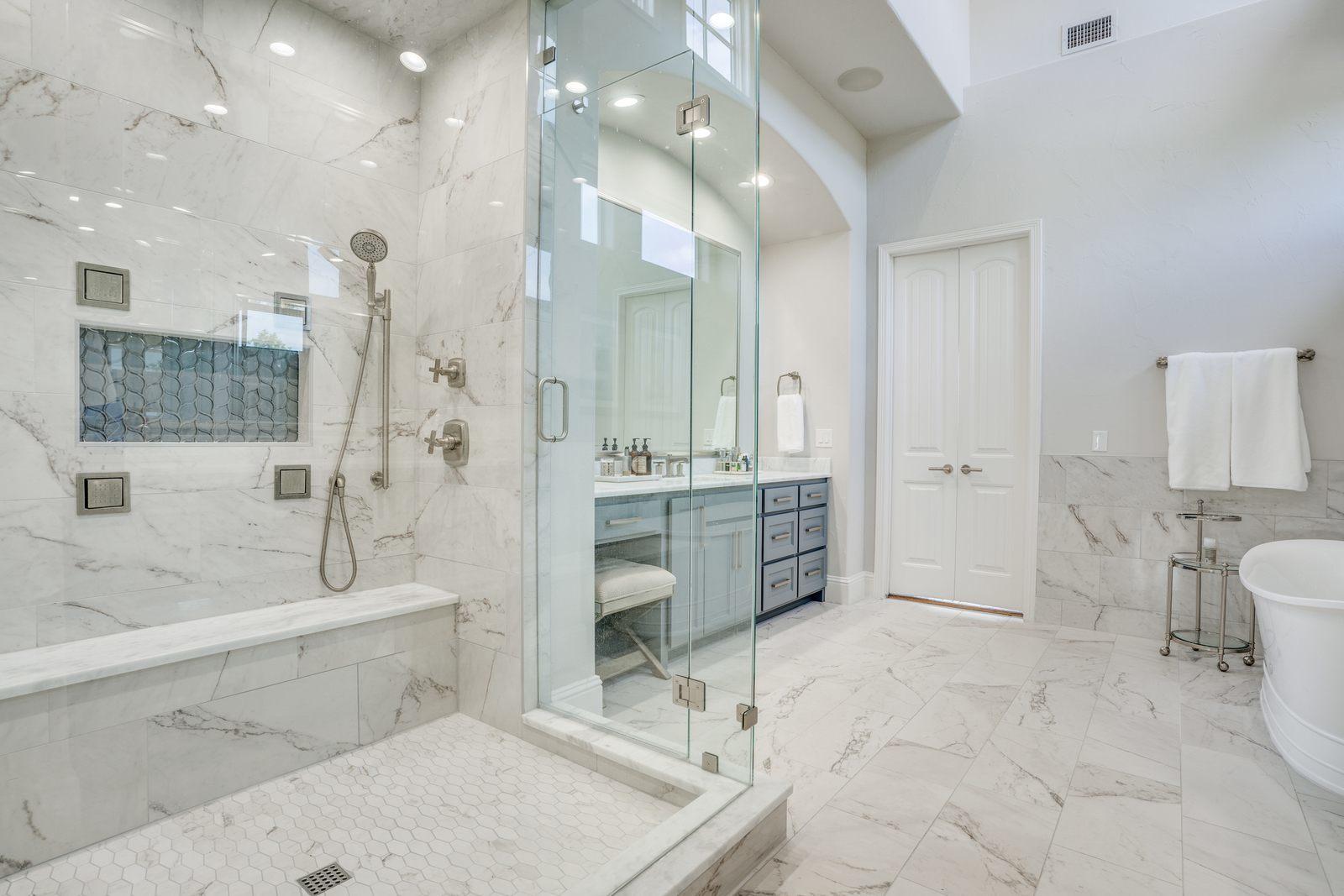 bath remodel portfolio image