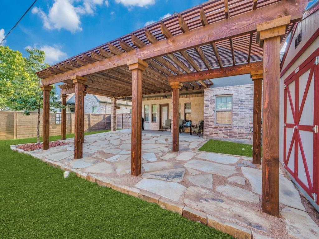 copy of outdoor living remodel in colleyville tx